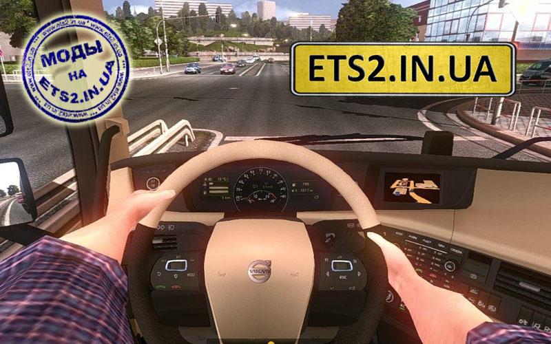 Руль своими руками для euro truck simulator 2 476